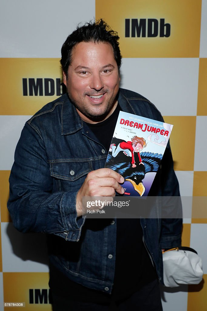 Co-host Greg Grunberg attends the IMDb Yacht at San Diego Comic-Con 2016: Day Two at The IMDb Yacht on July 22, 2016 in San Diego, California.
