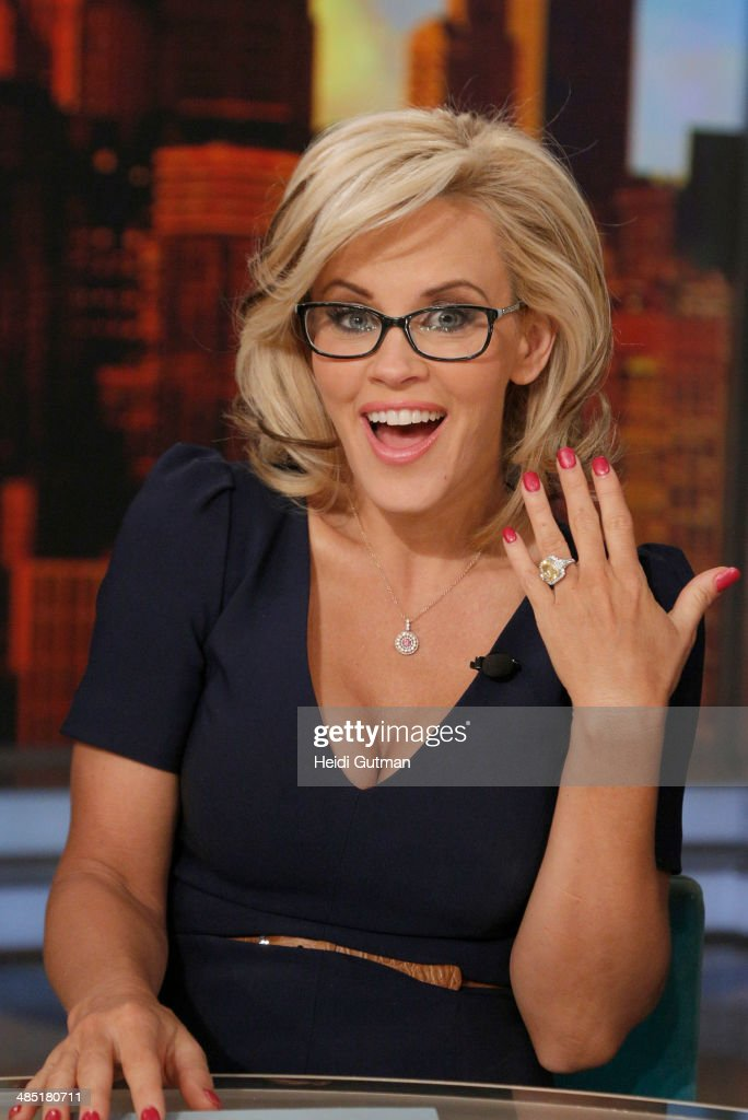 THE VIEW - Co-host Jenny McCarthy announced her engagement to Donnie Wahlberg today; Wednesday; April 16; 2014 on ABC's 'The View.' 'The View' airs Monday-Friday (11:00 am-12:00 pm; ET) on the ABC Television Network.