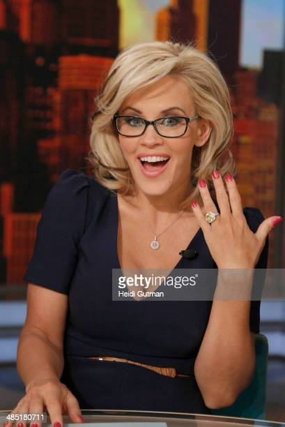 THE VIEW Cohost Jenny McCarthy announced her engagement to Donnie Wahlberg today Wednesday April 16 2014 on ABC's 'The View' 'The View' airs...