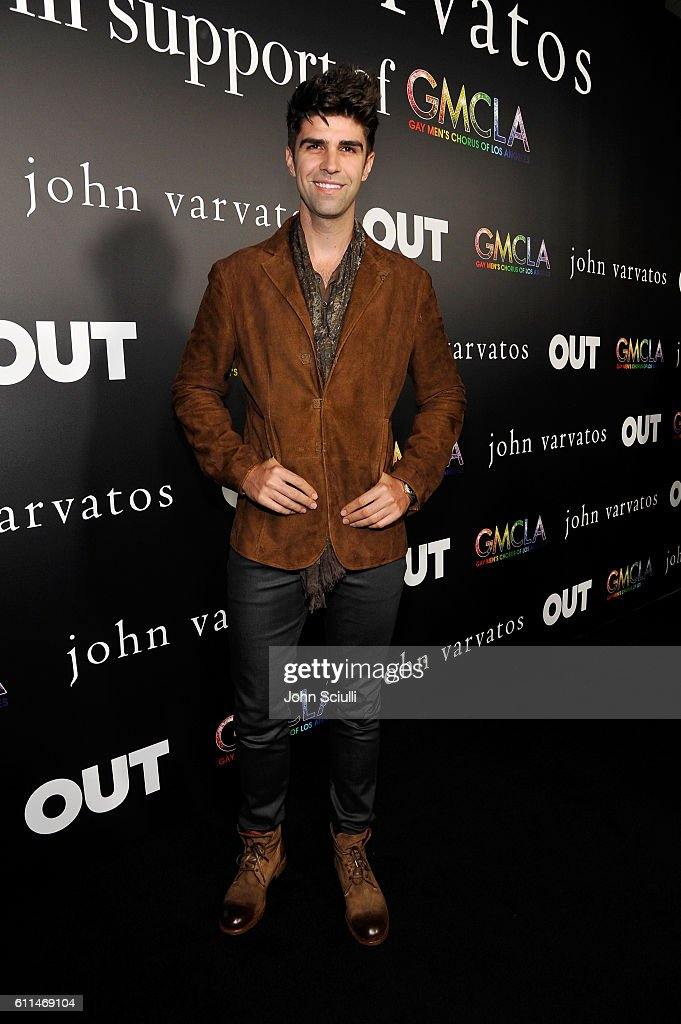 John Varvatos + OUT Support The Gay Men's Chorus of LA