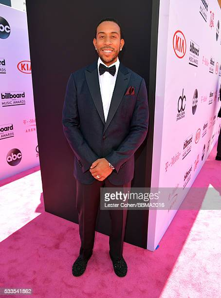 Cohost Ludacris attends the 2016 Billboard Music Awards at TMobile Arena on May 22 2016 in Las Vegas Nevada