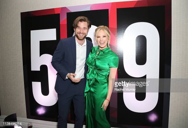 CoHost Luke Benward and Allison Trowbridge attend the 7th Annual Saving Innocence Gala An Organization Working To Combat Child SexTrafficking held at...