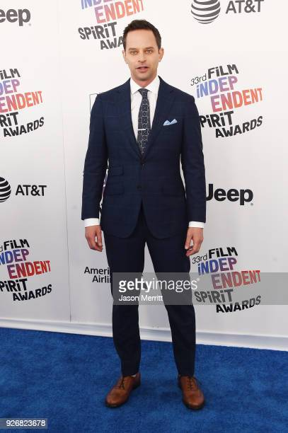 Cohost Nick Kroll attends the 2018 Film Independent Spirit Awards on March 3 2018 in Santa Monica California