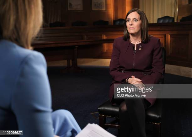 MORNING cohost Norah ODonnell sat down with Senator Martha McSally today in Washington DC for the lawmakers first and only television interview since...