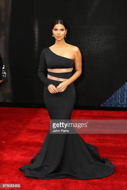 Cohost Roselyn Sanchez attends The 18th Annual Latin Grammy Awards at MGM Grand Garden Arena on November 16 2017 in Las Vegas Nevada
