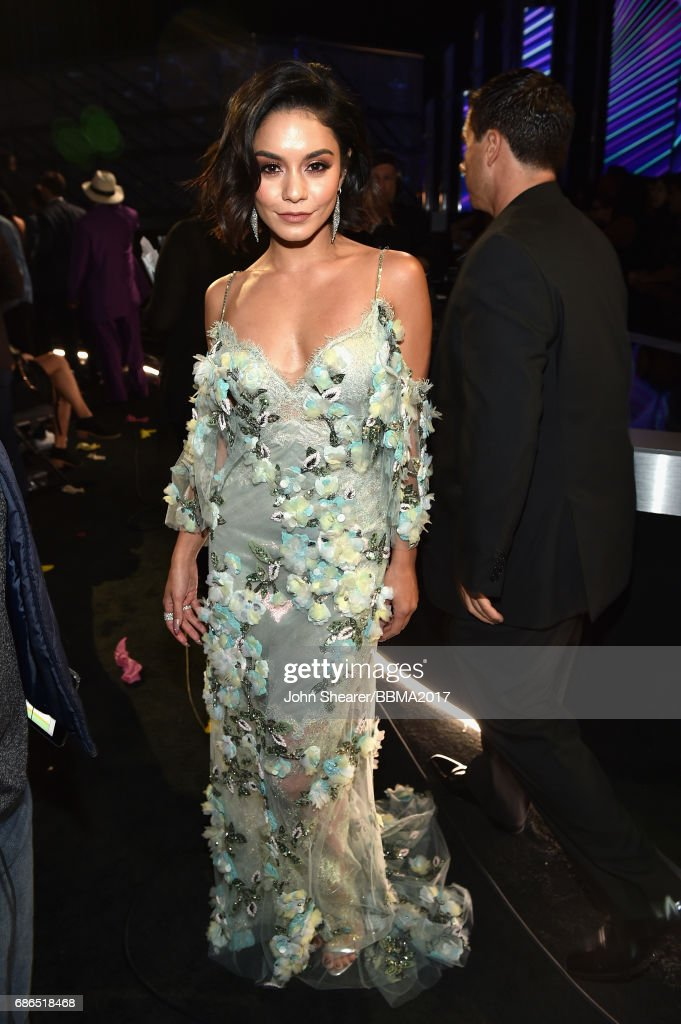 Co-Host Vanessa Hudgens attends the 2017 Billboard Music Awards at T-Mobile Arena on May 21, 2017 in Las Vegas, Nevada.