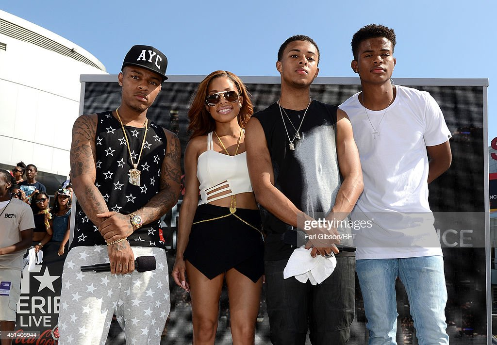 2014 BET Experience At L.A. LIVE - 106 & Park Live Presented By Coca Cola