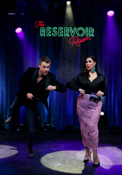 AUS: The Reservoir Room Live Streams Variety Show For Audiences At Home