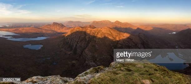 Coigach & Assynt hills, Scottish Highlands