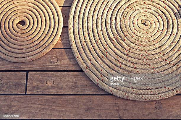 Coiled Lines