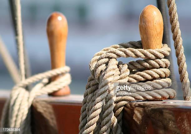 コイル状ロープ