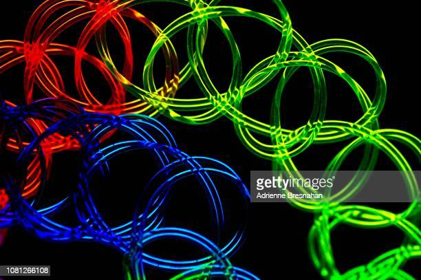 Coils of Neon