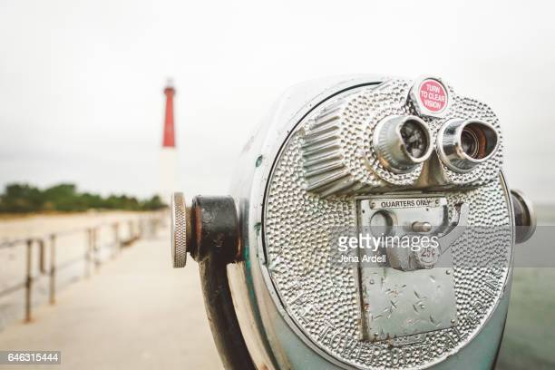 Coin Viewer Near Barnegat Lighthouse