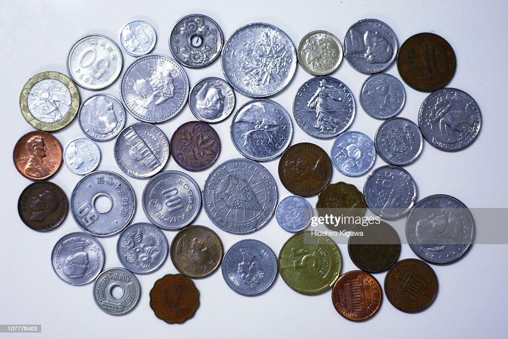 Coins : ストックフォト