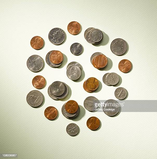 us coins - us coin stock pictures, royalty-free photos & images