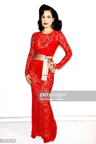 Cointreau Nikki Beach Present Dita Von Teese photocall 66th Cannes Film Festival Cannes France May 20 2013 ��Kurt Krieger