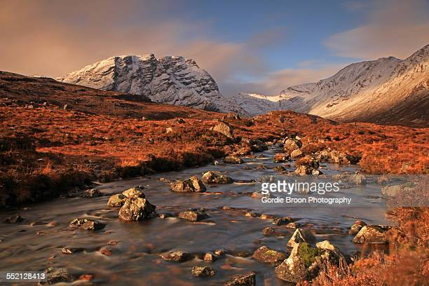 coire lair - inverness stock photos and pictures