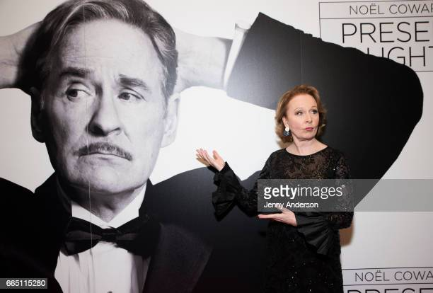 CoKate Burton attends 'Present Laughter' opening night party at Gotham Hall on April 5 2017 in New York City