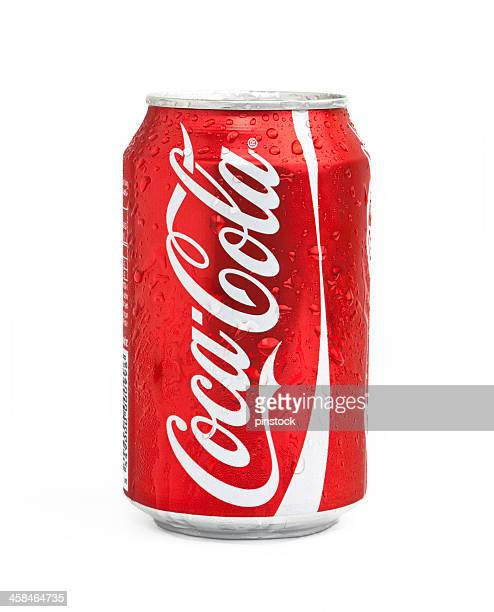 coca cola - tin can stock pictures, royalty-free photos & images