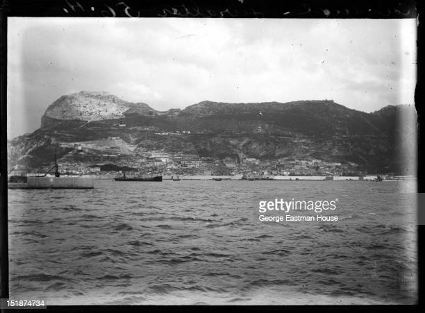 Col. Angl-Gibraltar, between 1900 and 1919.