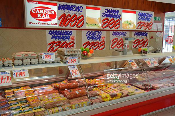 Col cut meats counter Paseo Peatonal 21 de Mayo