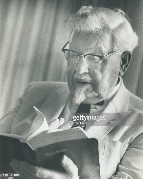 Col Harland Sanders