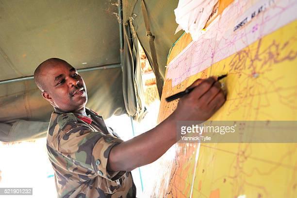 Col. Joseph Balikudembe, the commander of the Ugandan Operation Lightning Thunder