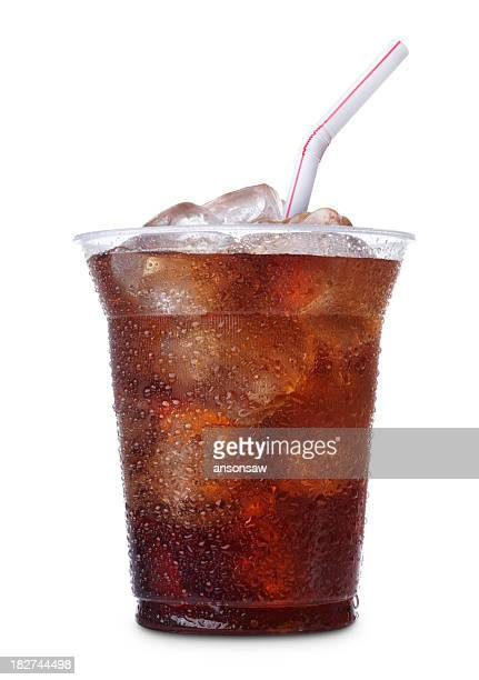 cola - disposable cup stock pictures, royalty-free photos & images