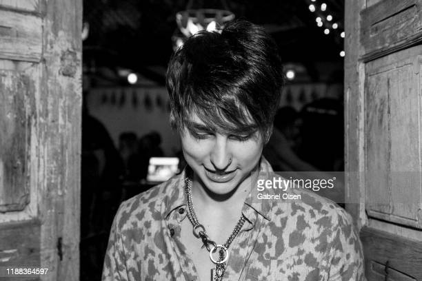 Colby Brock attends the MetaLife Launch Influencer Dinner at Bacari W 3rd on November 17 2019 in Los Angeles California