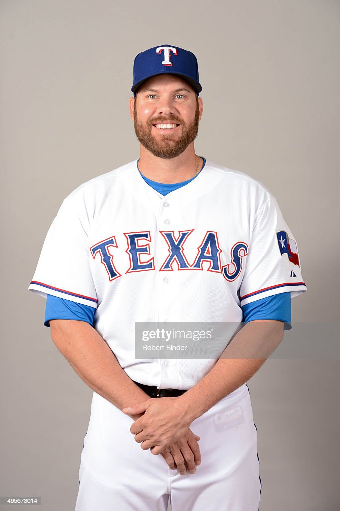 Texas Rangers Photo Day