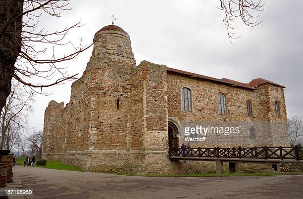 colchester castle - colchester stock pictures, royalty-free photos & images