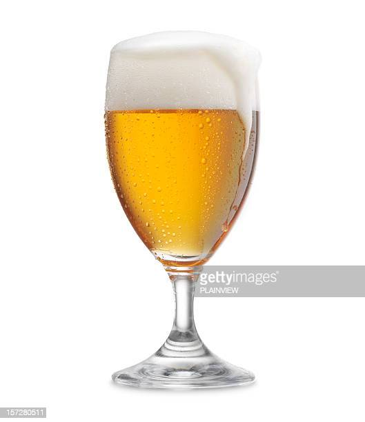 cold  beer 6 - beer glass stock pictures, royalty-free photos & images