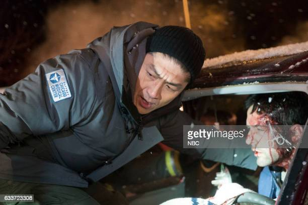 MED Cold Front Episode 214 Pictured Brian Tee as Ethan Choi