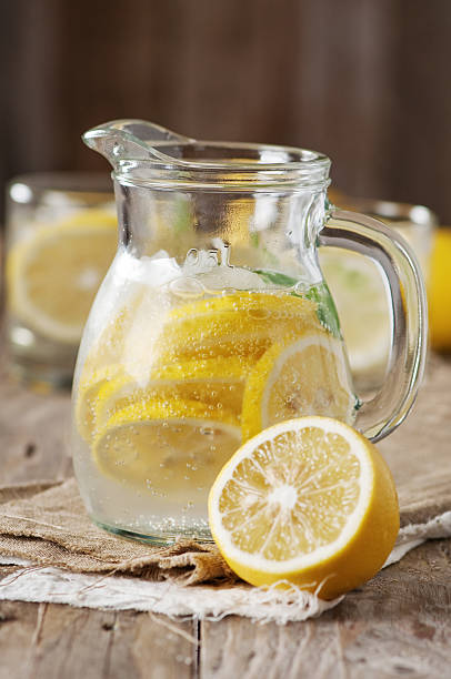 Cold Lemon Water Wall Art