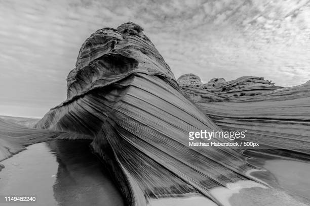 cold morning - the wave coyote buttes stock pictures, royalty-free photos & images