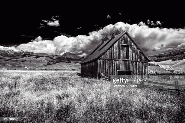 Cold Springs Ranch Barn