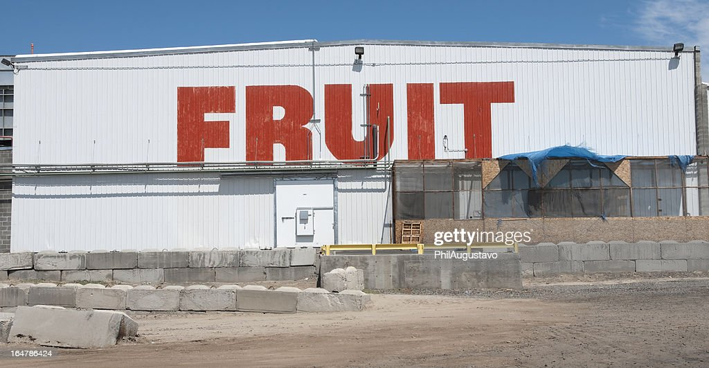Cold storage plant for fruit in central Washington state  Stock Photo & Cold Storage Plant For Fruit In Central Washington State Stock Photo ...