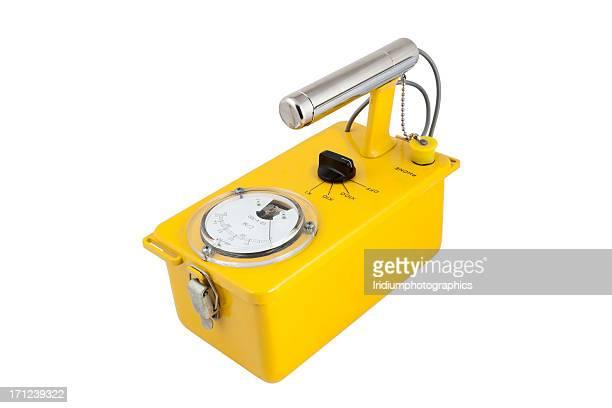Cold War Geiger Counter