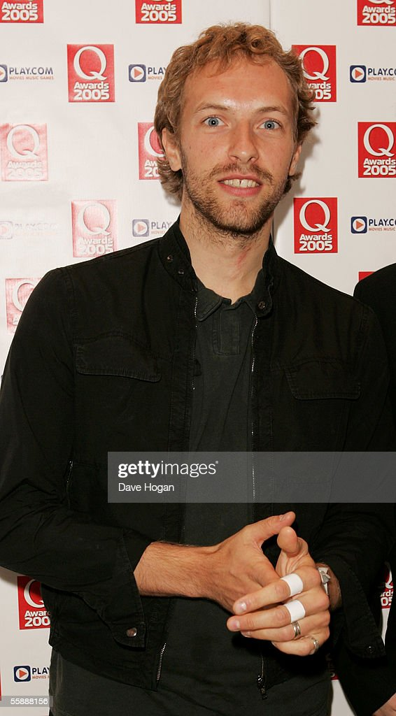The Q Awards 2005 - Arrivals