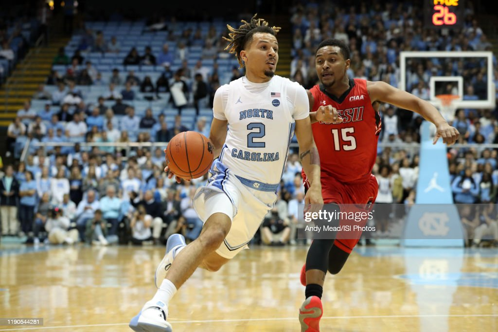 Winston-Salem State v North Carolina : ニュース写真