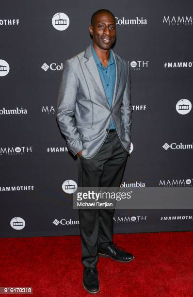 Cole arrives at Unsolved The Murders Of Tupac and The Notorious BIG at Inaugural Mammoth Film Festival Day 2 on February 9 2018 in Mammoth Lakes...