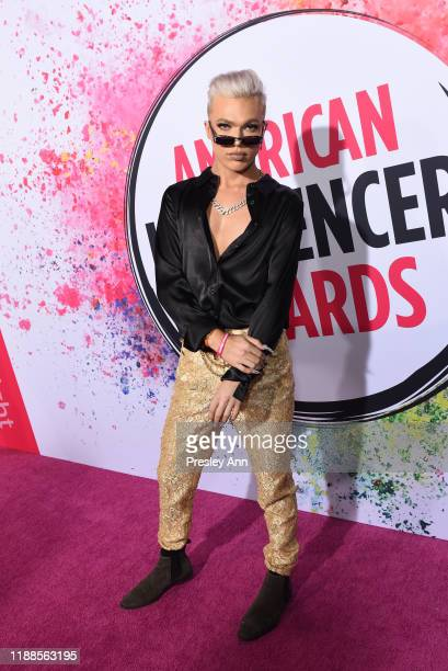 Cole Carrigan attends the 2nd Annual American Influencer Awards at Dolby Theatre on November 18 2019 in Hollywood California
