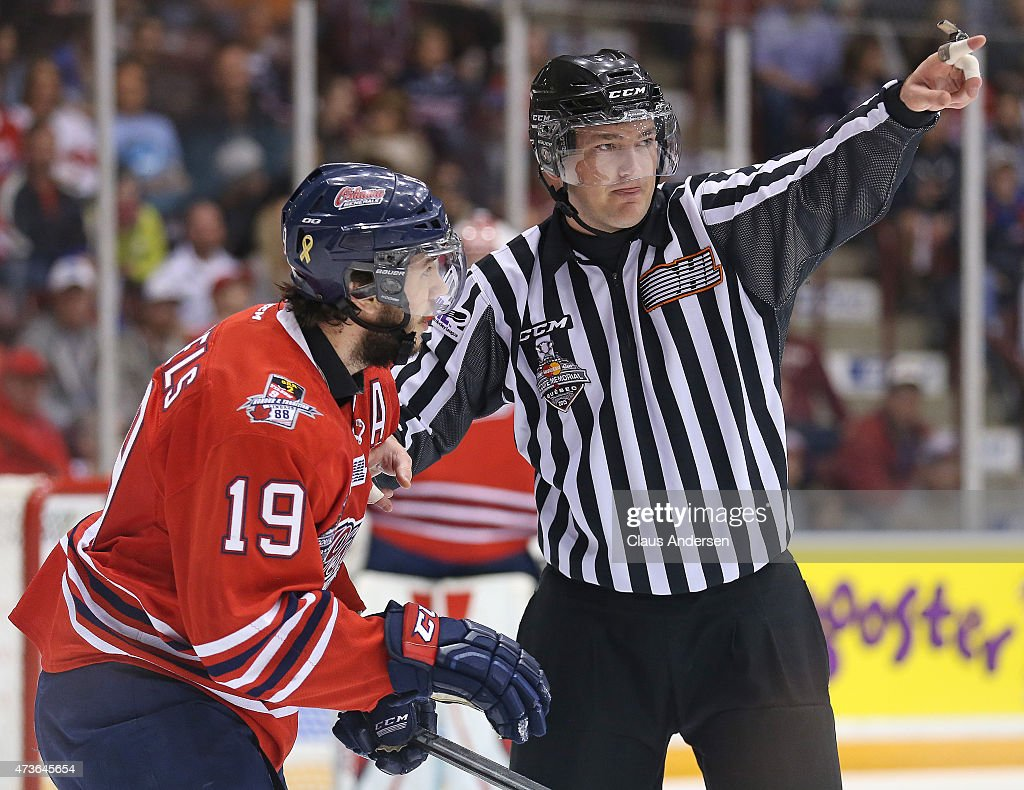 Erie Otters v Oshawa Generals - Game Five : News Photo