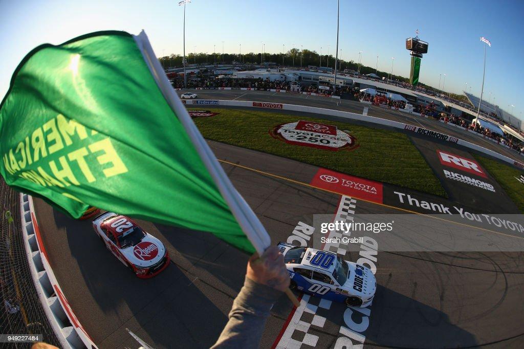 NASCAR Xfinity Series ToyotaCare