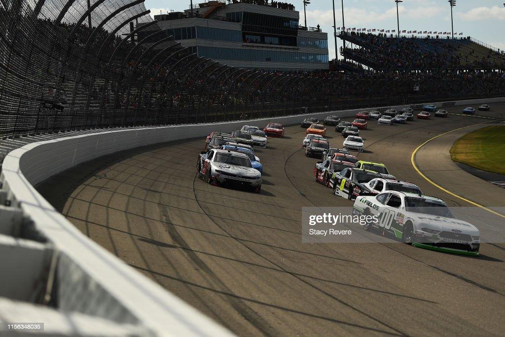 NASCAR Xfinity Series CircuitCity.com 250 Presented by Tamron : News Photo