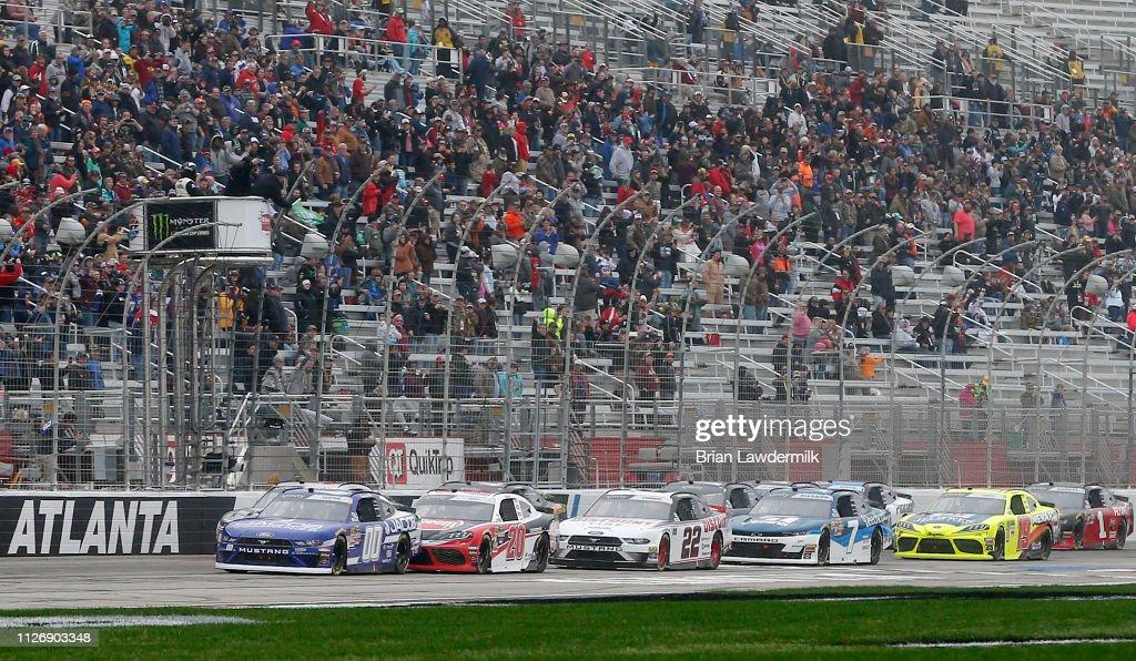 GA: NASCAR Xfinity Series Rinnai 250