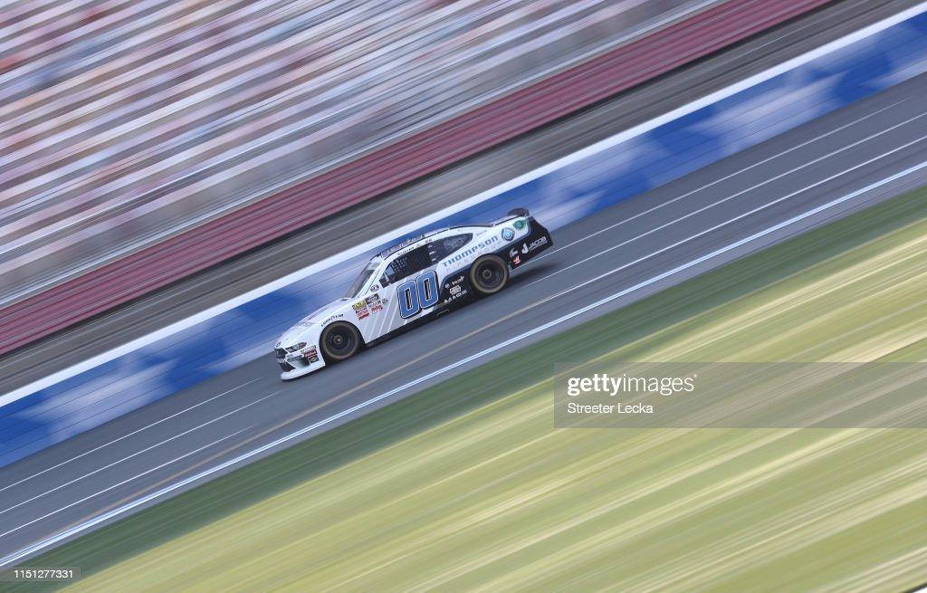 NC: NASCAR Xfinity Series Alsco 300  - Practice