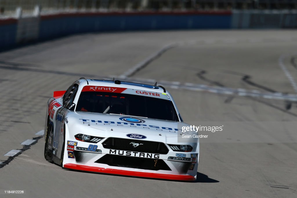 NASCAR Xfinity Series O'Reilly 300 - Practice : News Photo
