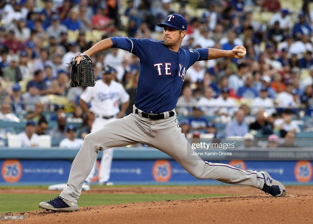 Texas Rangers v Los Angeles Dodgers : News Photo