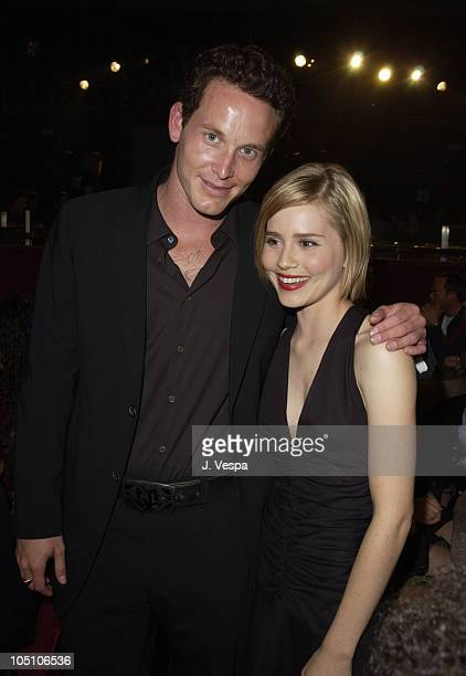 Cole Hauser and Alison Lohman during AMC Movieline's Hollywood Life Magazine's Young Hollywood Awards Inside at El Rey Theatre in Los Angeles...